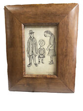 More details for 20th century pencil drawings signed by ls lowry