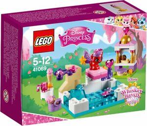 LEGO Disney Ariel Princess 41069 Palace Pets Kitten Treasure's Pool Set NEW