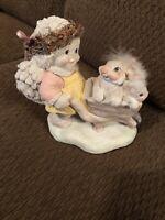 "Vintage Dreamsicles, Calendar Collection, April, ""Springtime Frolic"""