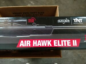 Ruger Air Hawk Elite 2 Air Rifle with pellets (9 packets of pellets included)