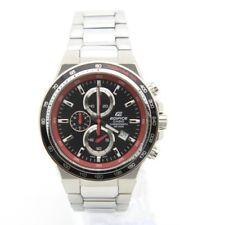 Casio Edifice Chronograph Tachymeter Watch EF546D EF546D-1A4 EF546D-1A4
