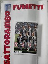 Figurine Calciatori N.222 Squadra Juventus Magazzino - Anno 2011-2012 Panini