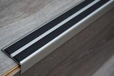150 cm aluminium trappen profiel trapprofiel hoekprofiel trapkant trapneus