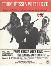 from russia with love : lionel bart