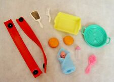 Mixed Lot Of Vintage Barbie & Other Items