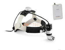 5W Head-mounted LED Lamp Dental Headlight for Surgery Room Stomatology KD-202A-6