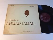 Portfolio Of Ahmad Jamal Double LP - ARGO LP 2638 Mono - Gatefold Cover