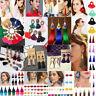 Women Fashion Bohemian Earrings Boho Hook Drop Dangle Long Tassel Fringe Earring
