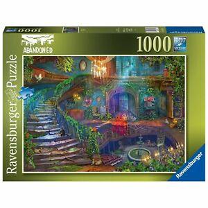 Ravensburger Jigsaw Abandoned Places HOTEL VACANCY 1000 piece puzzle NEW/SEALED