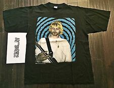 Nirvana Kurt Cobain XL 1993  never mind vintage tour concert 90s fear of god