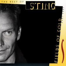 Fields of Gold: the Best of Sting 1984-1 CD