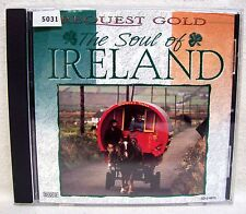 The Soul Of Ireland CD USED CD