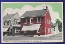 Ste Genevieve Mo First Brick House West of Mississippi River 1799 Free Shipping