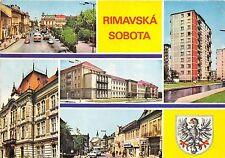 B75567 Rimavska sobota gottwaldovo namestie   slovakia