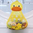 Baby Bath Toy Tidy Shower Bathroom Organiser Storage Net Suction Cup Bag