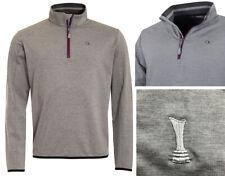 Calvin Klein Golf CK  Ascent 1/2 Zip Pullover - RRP£60 - ALL SIZES -British Open