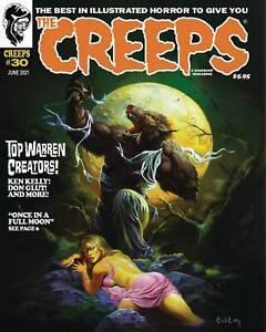 CREEPS #30 (NM) NEW UNREAD - Warrant Magazine HORROR COMICS / Jeff Easley Warren