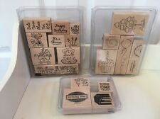Stampin Up Retired Something to Celebrate Set + Birthday Bliss & Crazy Cupcakes