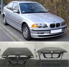 BMW 3 E46 98-01 MOTORHAUBE LACKIERT IN IHRER WUNSCHFARBE, neu & Rostschutz!