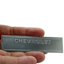 Chevrolet Data Tag Chevy VIN Plate Truck Replacement Serial Number 55 54 56 57