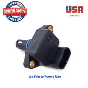 Mini Cooper Manifold Air Pressure MAP Sensor 12140872648 for 02-08 R50 R52 R53