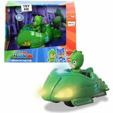 PJ Masks Metal Mission Racers Gekko Green 12cm Die-cast Vehicle