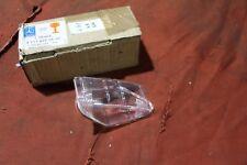 Mercedes W108 W109 W111 W112 Heckflosse - BOSCH Blinker Glas Weiß NOS Original