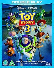 Toy Story 3 (2-Disc Blu-ray + DVD), , Used; Very Good Blu-ray