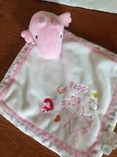 Peppa Pig Baby Comforter