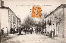 MOUSTEY (40) - Rue Principale - Le Centre du Bourg