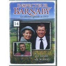 14829 // DVD INSPECTEUR BARNABY N°14 LE JARDIN DE LA MORT TBE