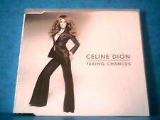 "CELINE DION - CD SINGLE PROMO ""TAKING CHANCES"""