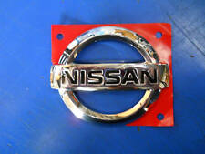 Genuine Nissan 2002-2006 Altima Trunk Emblem NEW OEM