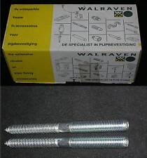 Walraven Stockschrauben M10 x 140 verzinkt