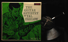 Tal Farlow-The Guitar Artistry Of-Verve 8370-STEREO