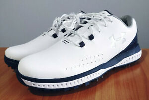 Under Armour Medal RST 'White Academy'  3023812-103 Men's Sz 7