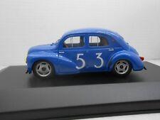 1/43 COCHE RENAULT 4 4/4 ELIGOR Nº 53 AZUL METAL MODEL CAR 1:43 MINIATURA