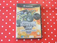 Monster Jam Maximum Destruction Nintendo Gamecube GC dans neuf dans sa boîte