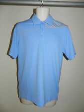 Ping Mens Polo Shirt Small Blue Sensor Cool Standard Fit NWT $60