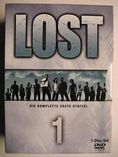 LOST 1 - DIE KOMPLETTE ERSTE STAFFEL - 7 DVD BOX