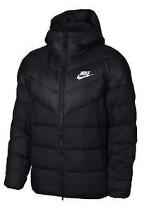 Nike Sportswear Down Fill WindRunner Men's Hooded Puffer Jacket Sz LG 928833-010