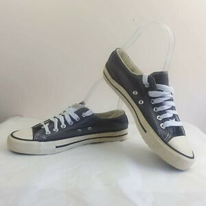 Vans Grey Mens 7 Womens 9 Manufacturer Error Tag Brand New