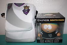 Los Angeles Kings South Park Cartman Bobble head & Jersey bag slightly damaged