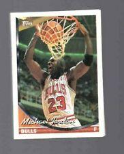 1992-94 TOPPS CHICAGO BULLS TEAM SET NM (20 CARDS)