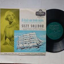 SUZY SOLIDOR Il était un trois mats HENRY JACQUES FREDDY BALTA WB91098 LEO FERRE