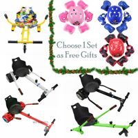 "Adjustable Self Balancing Stand HoverKart Holder for 6.5-10"" Scooter Go kart Car"
