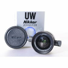 Nikon UW Nikkor 2.8/20mm Unterwasserobjektiv - Nikonos Lens - UW 20mm F/2.8