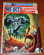 WEIRD WESTERN TALES #12 (1972) NM- (9.2) cond. NEAL ADAMS  1st ISSUE