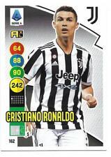 ADRENALYN XL CALCIATORI 2021 22 - N.162 CRISTIANO RONALDO JUVENTUS CARD NEW