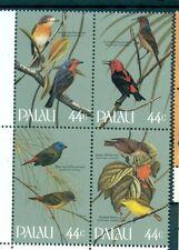 OISEAUX CHANTEURS - SINGING  BIRDS PALAU 1986